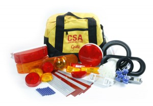 CSA Roadside Repair Kit