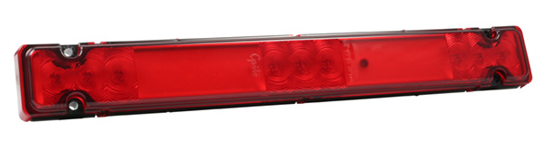 01-5444-73 – Fontaine® Revolution LED Light System, High Mount Stop, Turn, Clearance or ID, Red