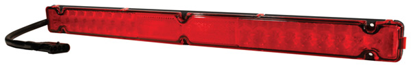 01-5445-75 – Fontaine® Revolution LED Light System, Stop Tail Turn Light LH/RH, Red