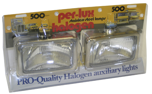 05041-5 – Per-Lux® 500 Series, Driving Light, H9420, Pair Pack