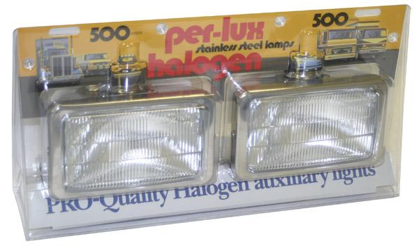 Grote Industries - 05051-5 – Per-Lux® 500 Series, Fog Light, H9415, Pair Pack