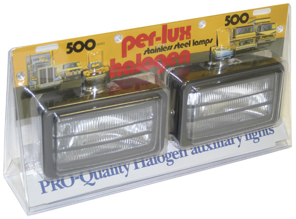05301-5 – Per-Lux® 500 Series, All Weather Louvered, H9421, Pair Pack