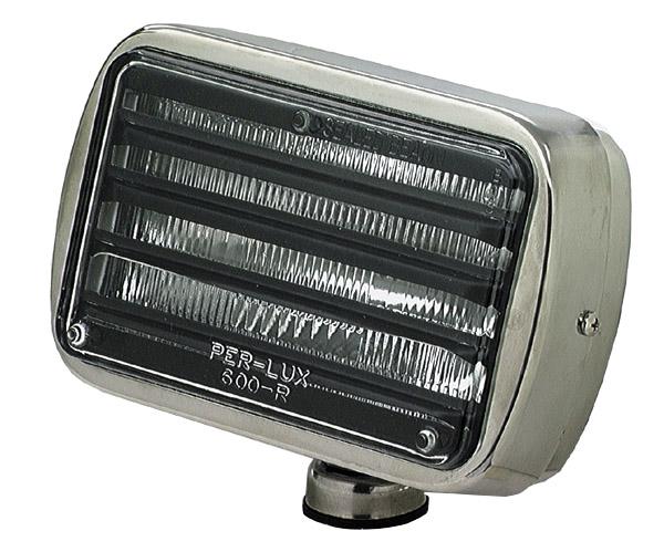 06201 - Per-Lux® 600 Series, luz para todo tipo de climas, montaje giratorio, individual