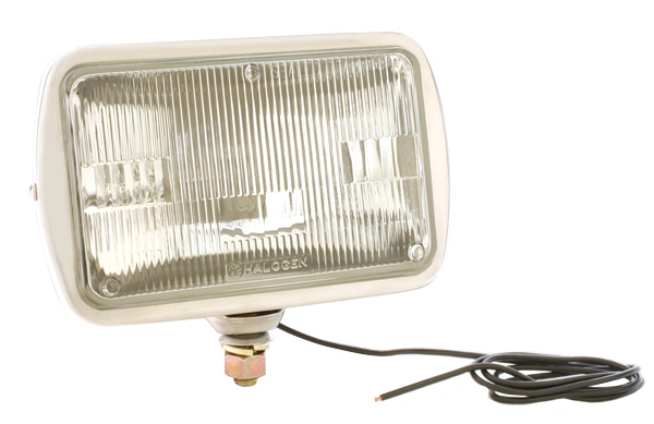 07401 – Per-Lux® 700 Series, Incandescent, Rigid Mount, Fog, Single