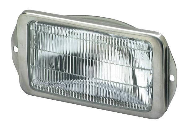 07803 – Per-Lux® Docking Light, Lamp w/ Stainless Steel Bezel