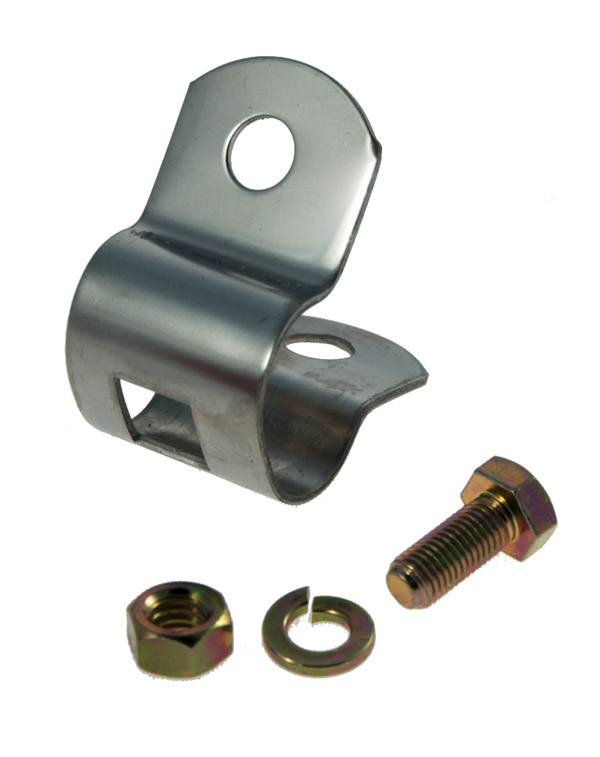 11293 – Tube Clamp, 3/4″ Clamp, 3/8″ Holes