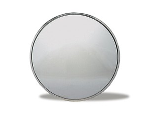 Stick-On Convex Mirror