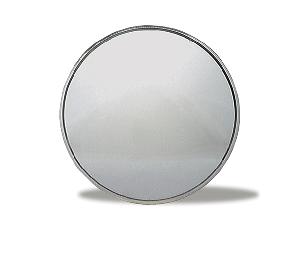12004 – Stick-On Convex Mirror, 3″ Round