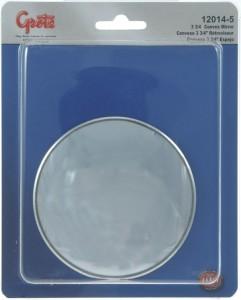 12014-5 – Stick-On Convex Mirror, 3 3/4″ Round, Retail Pack