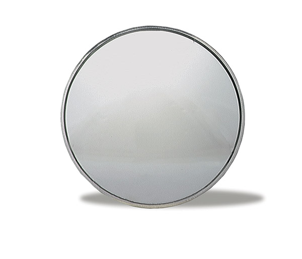 12014 – Stick-On Convex Mirror, 3 3/4″ Round