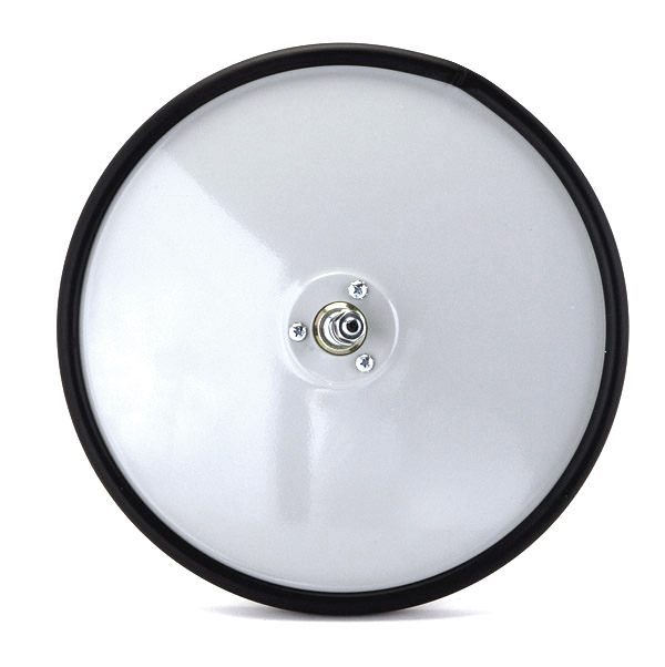 12020 – Convex Mirror with Center Mount, Gray