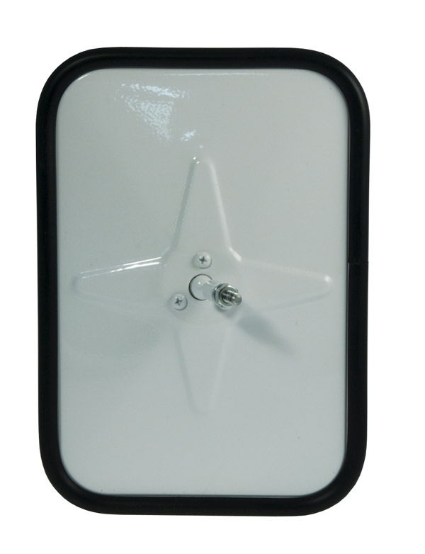 12101 – Outer Protective Bumper Mirror, White