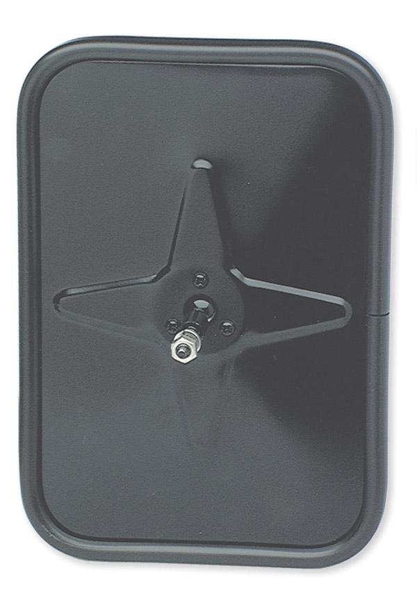 12102 – Outer Protective Bumper Mirror, Black