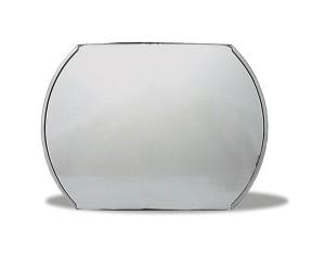 12164 – Stick-On Convex Mirror, 4″ x 5 1/2″ Rectangular