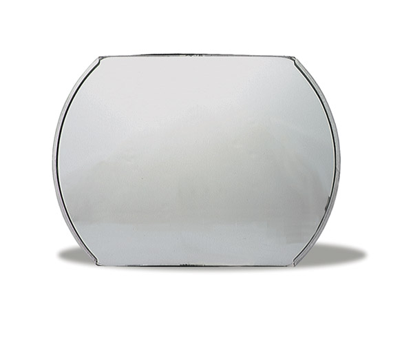 12164 – Stick-On Convex Mirror, 4″ x 5 1/2″ Rectangular