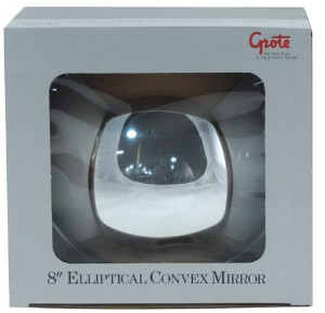 "8"" Elliptical Mirror"