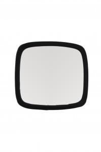 12333 – Split Mirror, Stainless Steel