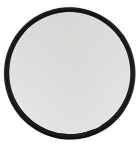 "8 1/2"" Convex Mirror with Center-Mount Ball-Stud"