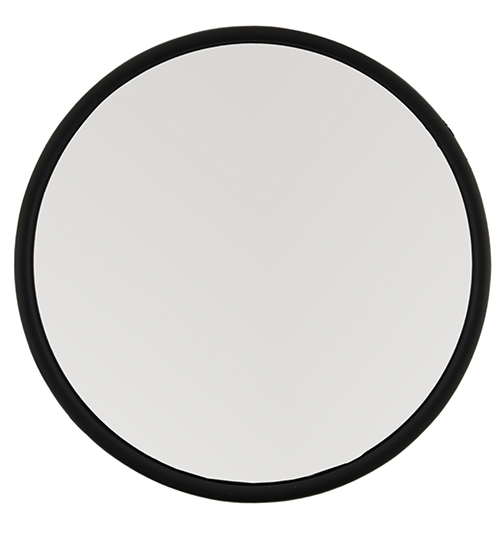 16033 – 8 1/2″ Convex Mirror With Center-Mount Ball-Stud, Stainless Steel