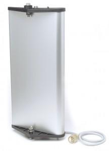 16294 – Navistar® Aluminum West Coast Replacement Mirror, Heated, Passenger Side
