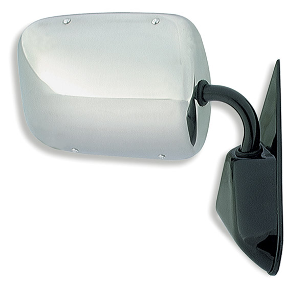 Grote Industries - 28423-5 – Chevy® / GMC® Full-Size Truck Mirror, RH, w/ Convex Glass, Retail Pack