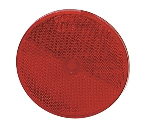 40092 – Sealed Center-Mount Reflector, Red