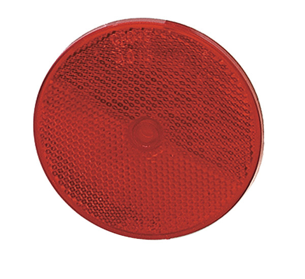 40152 – Sealed Center-Mount Reflector, Red