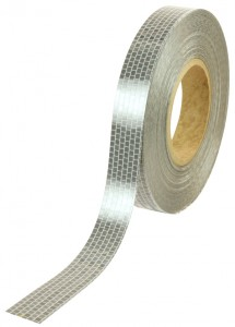 40701 – Conspicuity Tape, 1″ x 150′ Roll