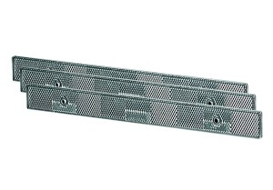 41121-3 – Reflective Strips, 12″ Strips, Silver, Bulk Pack