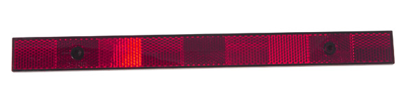 41122 – Reflective Strips, 12″ Strips, Red
