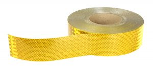 41133 – Conspicuity Tape, 2″ x 150′ Roll, Yellow