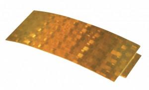 41153 – Stick-On Tape Reflector, Yellow