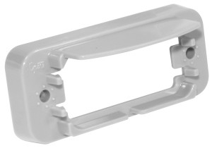 License Lamp Bracket