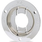 Theft-Resistant Mounting Flange For 2