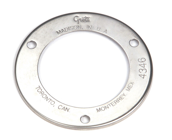 43463 – Security Ring, 2″ Round, Steel