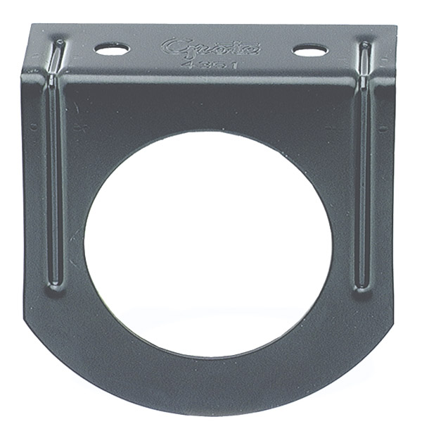 Grote Industries - 43512 – Mounting Bracket For 2″ & 2 1/2″ Round Lights, (2 25/32″ Hole)