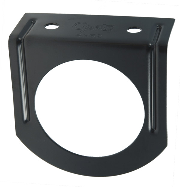43522 – Mounting Bracket For 2″ & 2 1/2″ Round Lights, (3″ Hole)