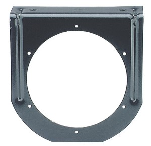 43572 – Mounting Bracket For 4″ Round Lights, 90° Angle, Black