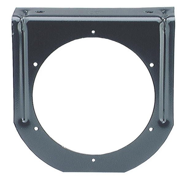 Grote Industries - 43572 – Mounting Bracket For 4″ Round Lights, 90° Angle, Black