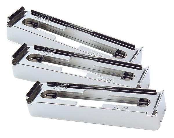 43783-3 – Mounting Bracket For Large Rectangular Lights, Chrome Plated, Bulk Pack