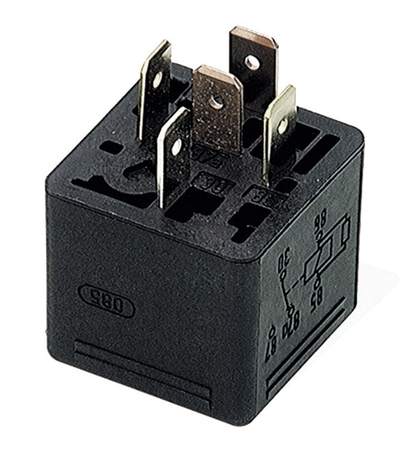 44460 – 5 Pin Flasher, Non-Latching Headlight Dimmer Relay