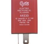 2 Pin Flasher, 12 Light Electromechanical