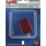 2 Pin Flasher, 12 Light Electromechanical, Retail Pack