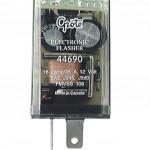 2 Pin Flasher, 16 Light Electronic