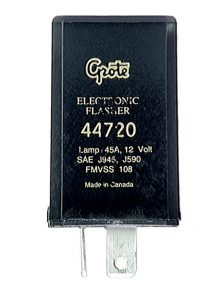 44720 – 3 Pin Flasher, 20 Light Heavy Duty Electronic