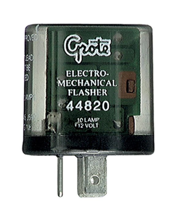 44820 - 10 Light Electromechanical. 44540 – 3 Pin Flasher ...