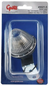 Beehive Light with Fixed Angle Mounting Bracket