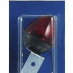 beehive clearance marker light angle bracket red retail