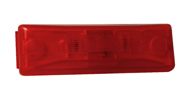 Grote Industries - 45142 – Clearance Marker Light, 24V, Red
