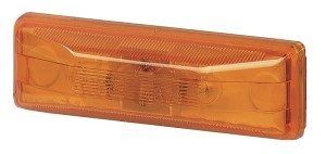 45143 – Clearance Marker Light, 24V, Yellow
